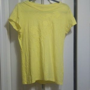 Applique Banana Republic shirt